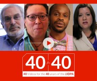 JJDPA Matters: 40 for 40 Launched!