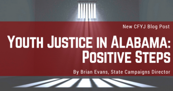 Youth Justice in Alabama: Positive Steps
