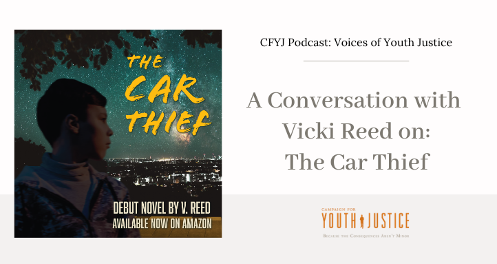 "A Conversation with Vicki Reed On ""The Car Thief"""