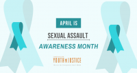 Supporting Survivors During Sexual Assault Awareness Month