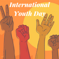 International Youth Day 2017: Celebrating the Contribution of Youth to Transformation, Social Justice, and Peace