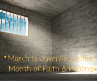 A Day of Empathy to Kick Off Juvenile Justice Month of Faith & Healing