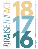 Raising the Age: Shifting to a safer and more effective juvenile justice system