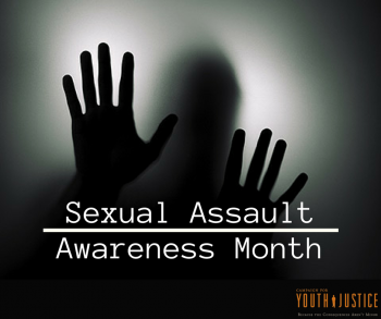 Remembering Youth in Adult Jails & Prisons during Sexual Assault Awareness Month