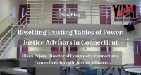 Resetting Existing Tables of Power: Justice Advisors in Connecticut