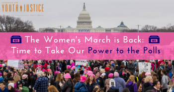 The Women's March is Back: Time to Take Our Power to the Polls