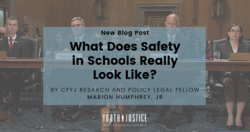What Does Safety in School Really Look Like?