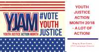 YOUTH JUSTICE ACTION MONTH 2018 – A LOT OF ACTION
