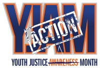 October is Youth Justice Awareness Month