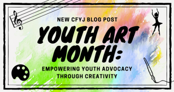 Youth Art Month: Empowering Youth Advocacy Through Creativity
