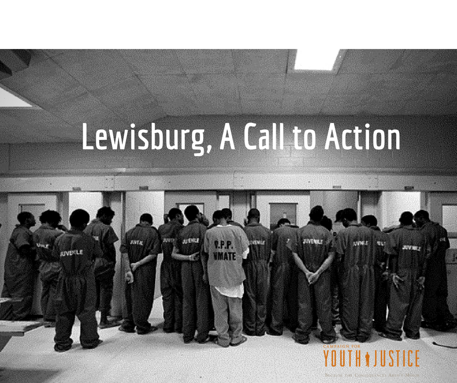 Lewisburg A Call to Action