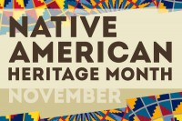 Native American Heritage Month: Tribal Youth and Juvenile Justice